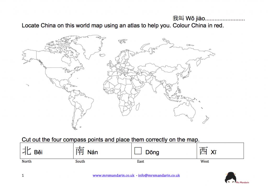 Locate China